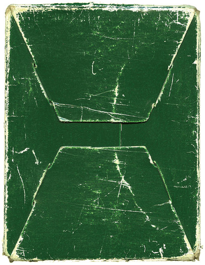 Linda Lindroth, Ellsworth (Green Box), 2011