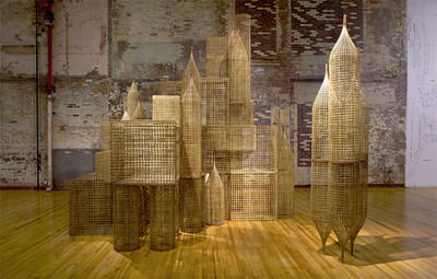 Sopheap Pich, Compound, 2011