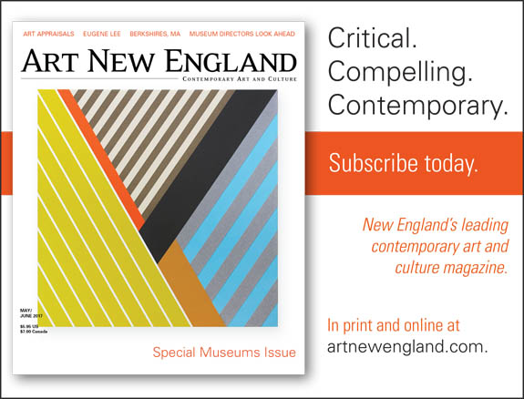 Subscribe to Art New England Magazine