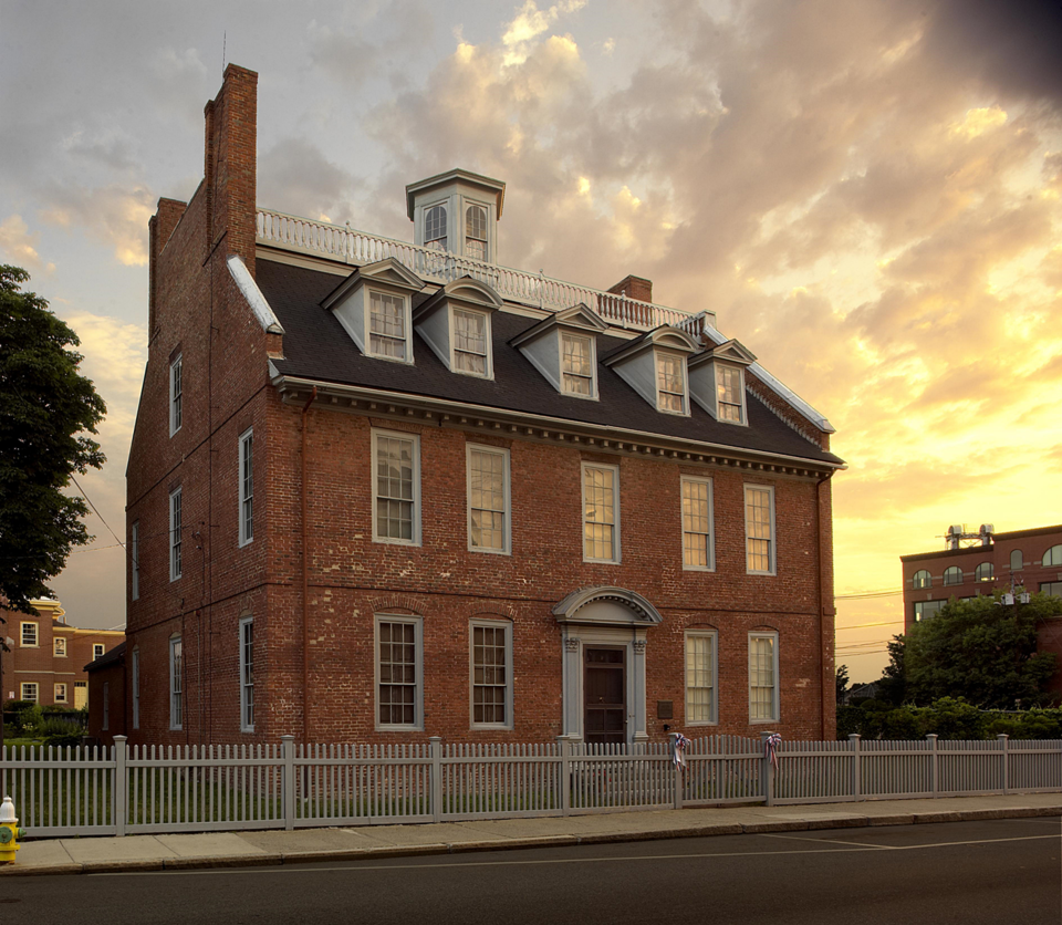 Art New England | Three Centuries of Art and History at the