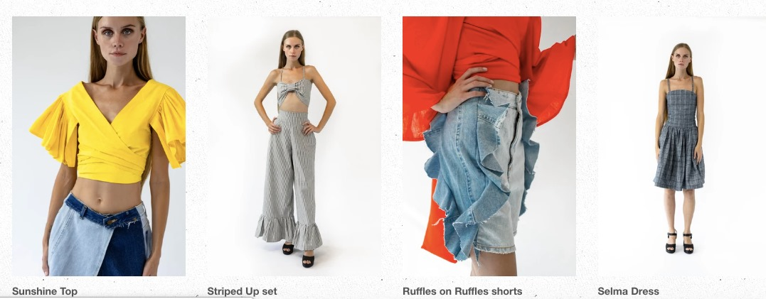Art New England Re Purposing Upcycling Your Clothes With Nathalia Jmag